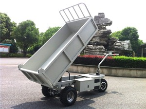 Electric dump cart (HG-202)