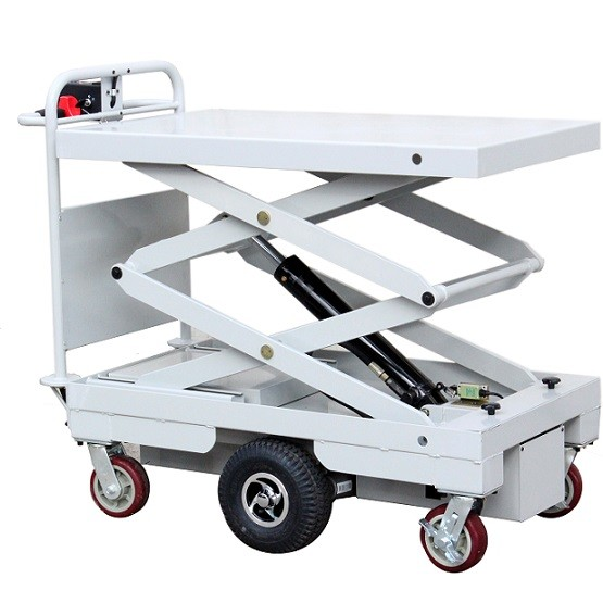 Electric scissor lifting table (HG-1160B)