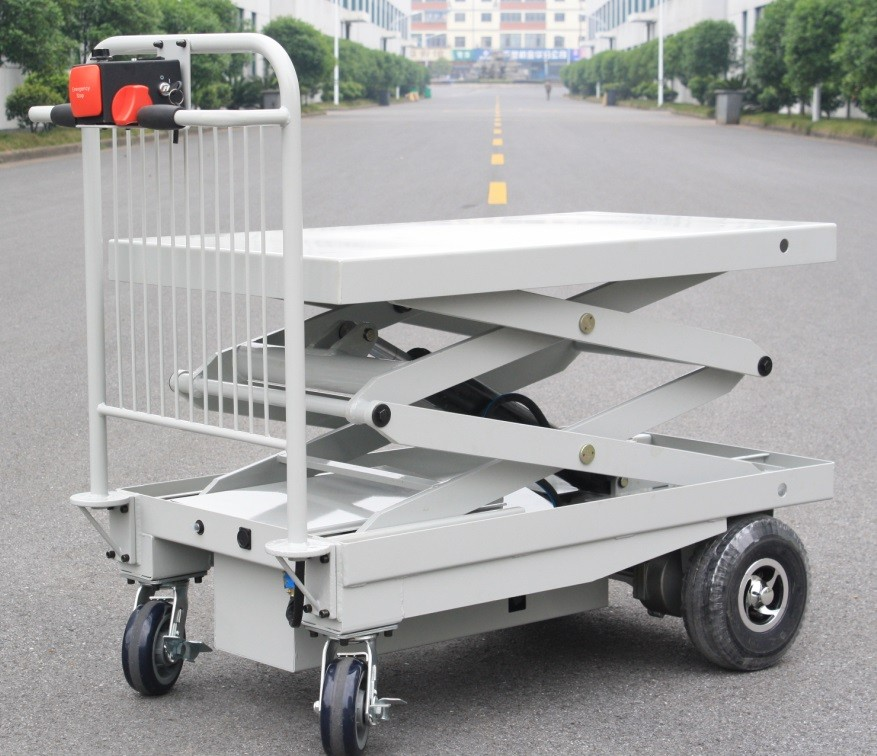 Scissor lift trolley (HG-1160)