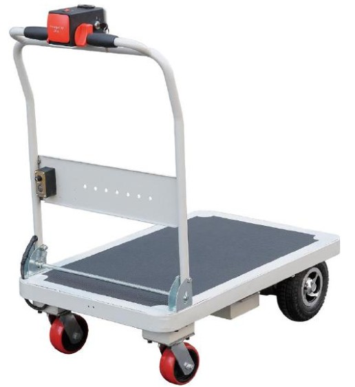 Material Handling Motorized Platform Hand Cart(HG-1010)